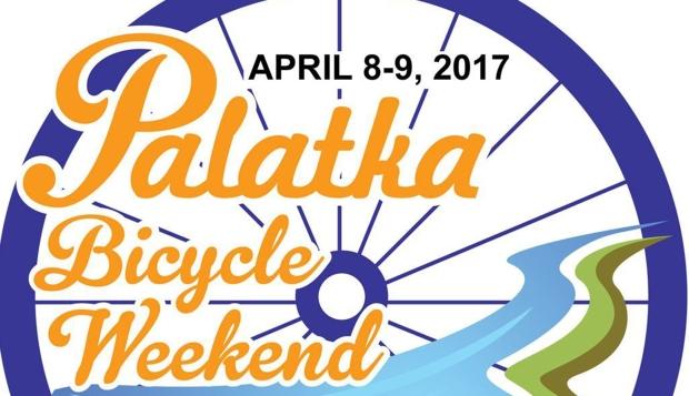 Palatka Bicycle Weekend logo